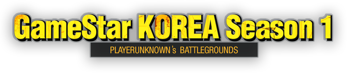 GameStar KOREA WEGL Season 1
